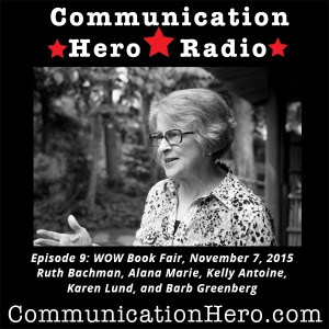 Women of Words Book Fair podcast with Karen Lund